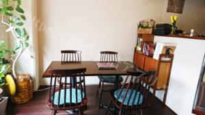 本町のカフェ